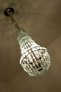 chandelier light home