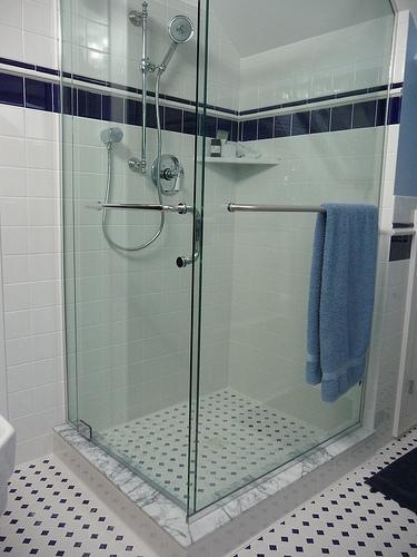 Shower Door Frameless Glass Shower doors Showerdoor Enclosure
