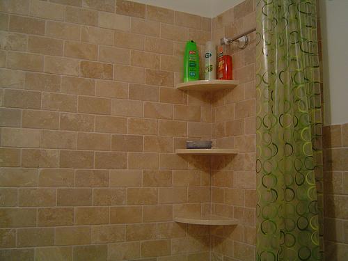 1000  ideas about Shower Shelves on Pinterest | Shower Niche ...