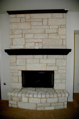 contemporary fireplace mantel shelf designs | Woodworking Magazine ...