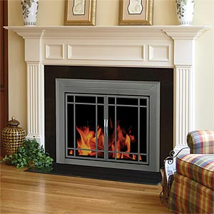 FIREPLACE ACCESSORIES, FIREPLACE PRODUCTS, FIREPLACE DOORS
