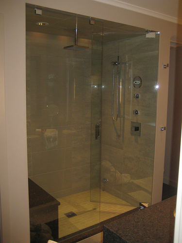 Steam showers steam shower home bedroom decor for Build steam shower