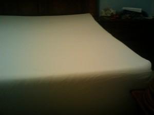 tempur pedic foam mattress